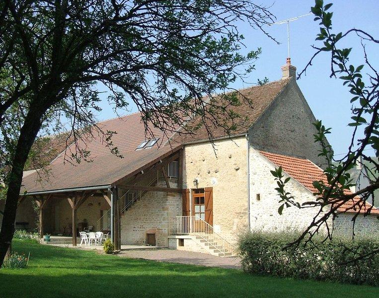 Séjour au calme dans un petit village de campagne, location de vacances à Varzy