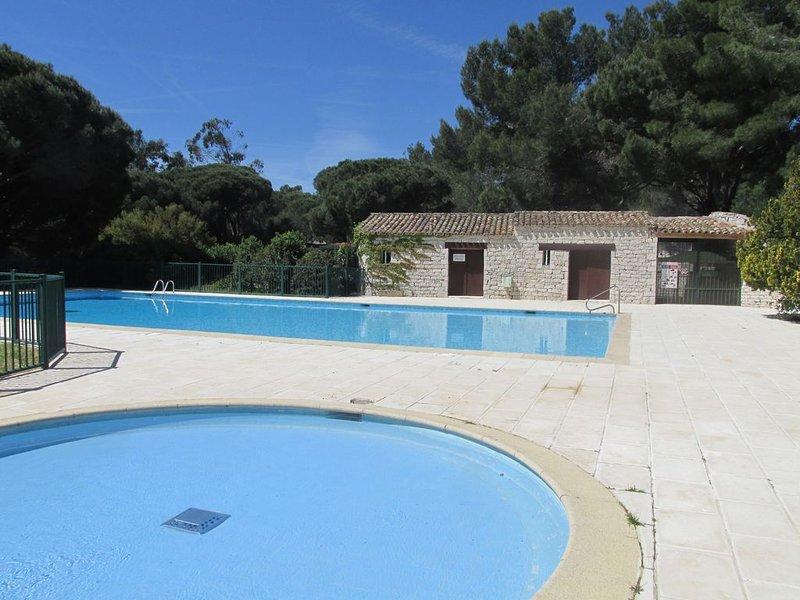 Charmant mazet Golfe St Tropez-Font Mourier, location de vacances à Saint-Tropez