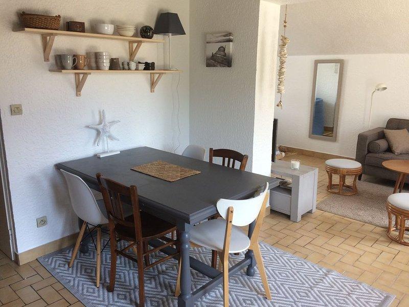 Maison Sarzeau Port Saint-Jacques, casa vacanza a Sarzeau
