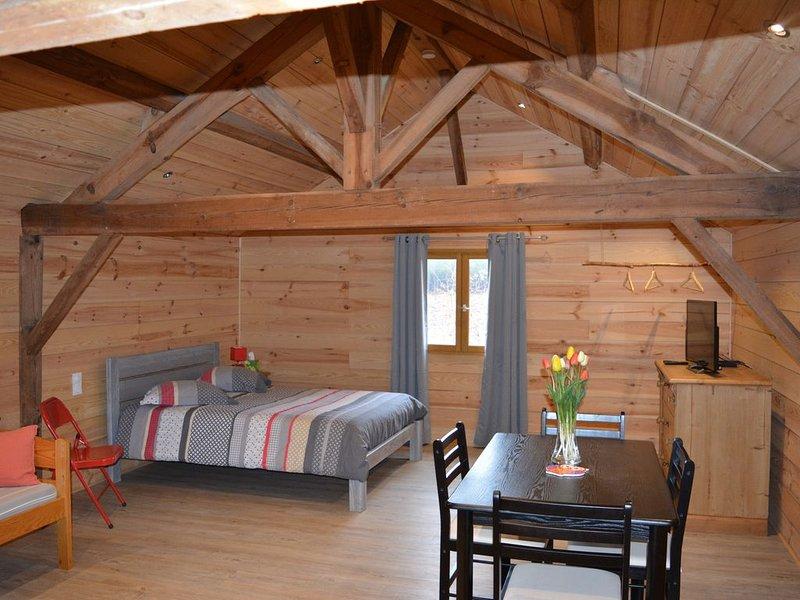 Le Nichoir entre forêt landaise et vignoble de l'Armagnac, holiday rental in Saint-Gor
