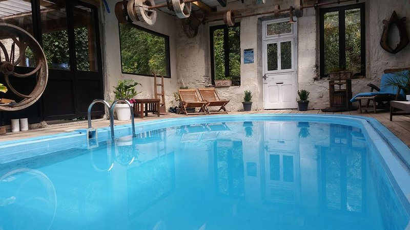 Gites au Moulin de Xirocourt, holiday rental in Rugney