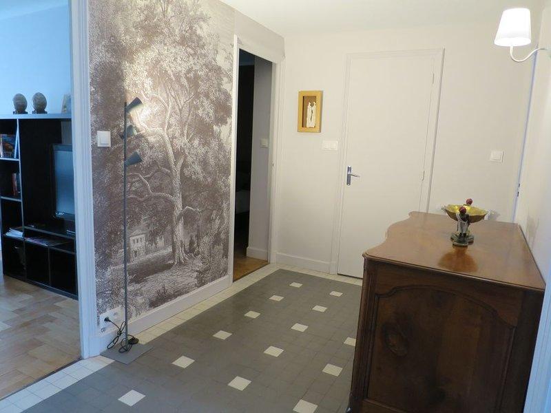 Appartement  Lyon 6e rue de Sèze, holiday rental in Lyon