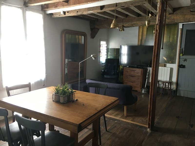 APPARTEMENT CENTRE HISTORIQUE RENNES, vacation rental in Rennes