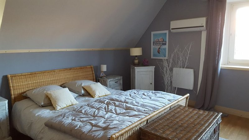 Soultz, Route des vins d'Alsace, au pied des Vosges, 3 chambres 5 pers., casa vacanza a Guebwiller