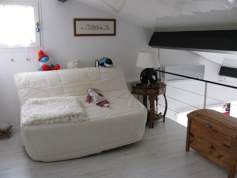 CHARMANT MAZET Tout Confort près du trés beau golf de Saint ENDREOL, holiday rental in La Motte