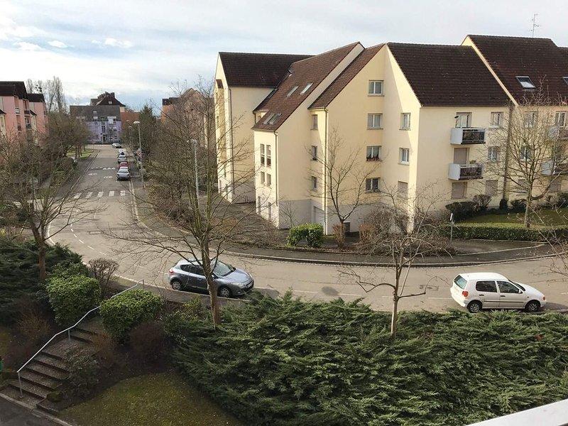 Bel appartement F3 STRASBOURG, holiday rental in Legelshurst