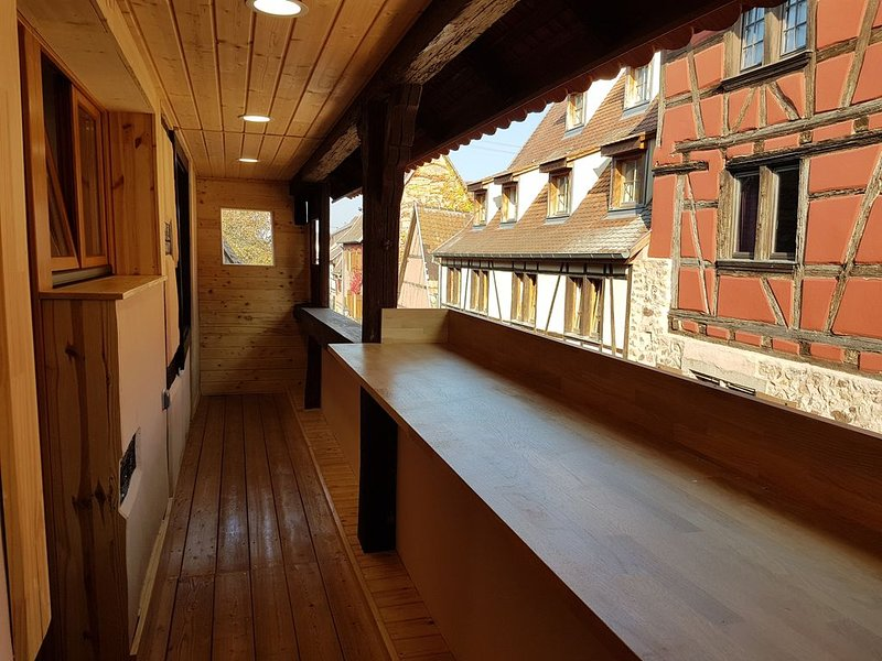 Spacieux gîte à Eguisheim, holiday rental in Rouffach