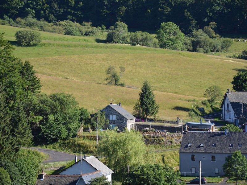 Gites en Auvergne 4-6 personnes tout confort, location de vacances à Saint-Genès-Champespe