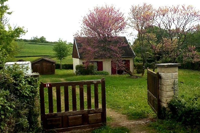 La p'tite maison de Dompierre, location de vacances à Varzy