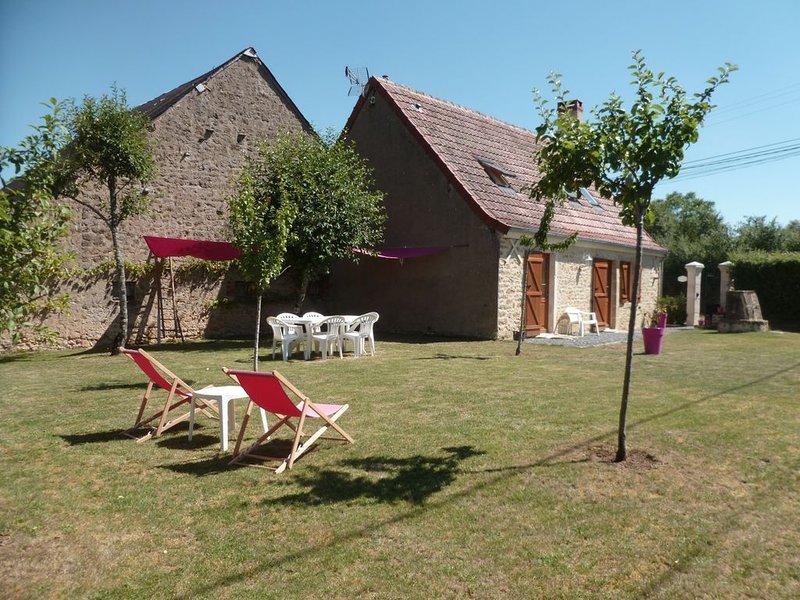 Gîte de Milliaboeuf, Gîte coeur de Berry, aluguéis de temporada em Le Pechereau