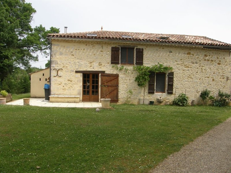 les chambres de Baychote, holiday rental in Frechou