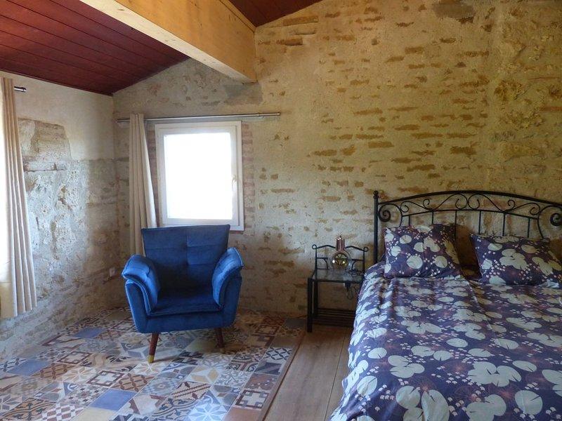 Chambres d'hôte Au Clair De Loup, holiday rental in Saint-Arroumex
