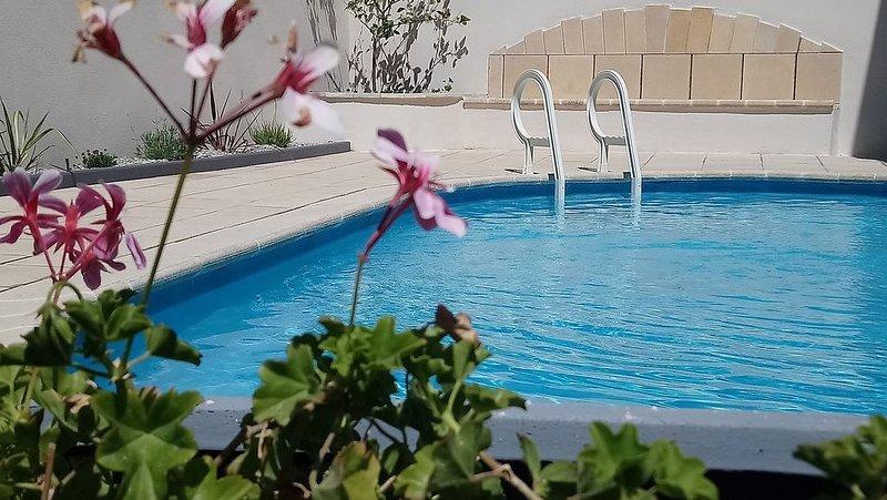 ☼Nouveau☼  Envie de vacances dans le midi  Bienvenue au gîte La petite Compsoise, aluguéis de temporada em Montfrin
