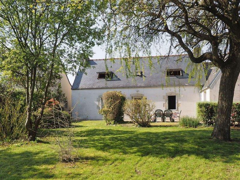 À 5 mn des plages, maison familiale à Pouldreuzic - 5/6 personnes, 3 couchages, location de vacances à Landudec