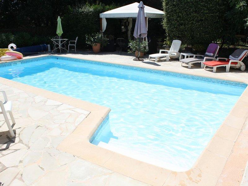 Appartement 40m2 dans Villa La parentèle, casa vacanza a Flayosc