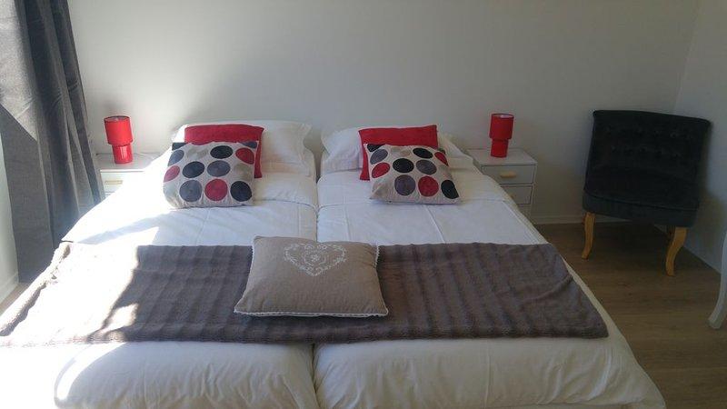 Appartement deux pièces à Thonon les bains, vacation rental in Thonon-les-Bains