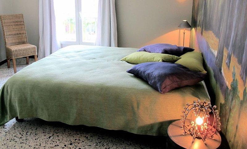 Sympathique appartement pour 2, vacation rental in Caromb