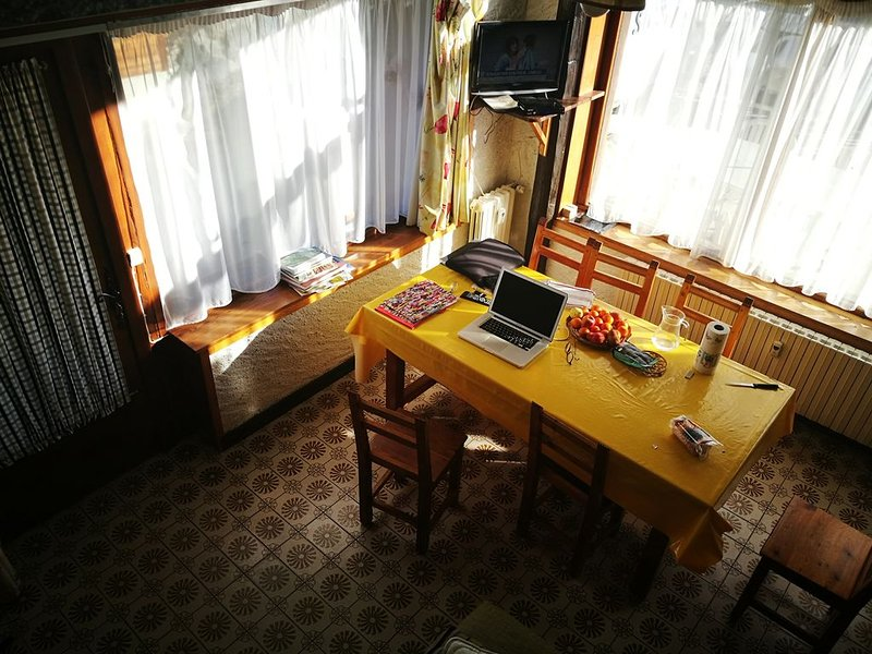 Appartement au Clôt de la Chalp, holiday rental in Aiguilles