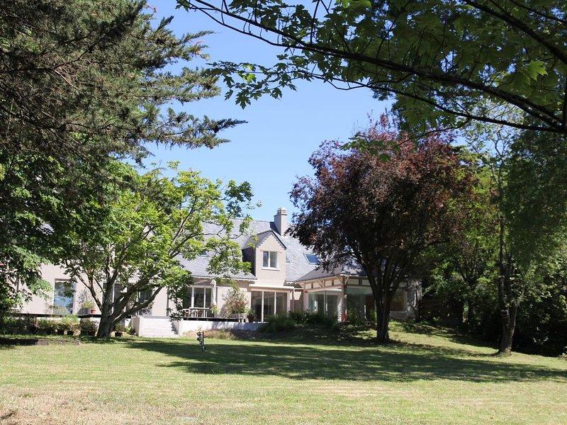 Location, 2 à 6 personnes dans propriété de charme, front de mer, location de vacances à Saint-Nazaire