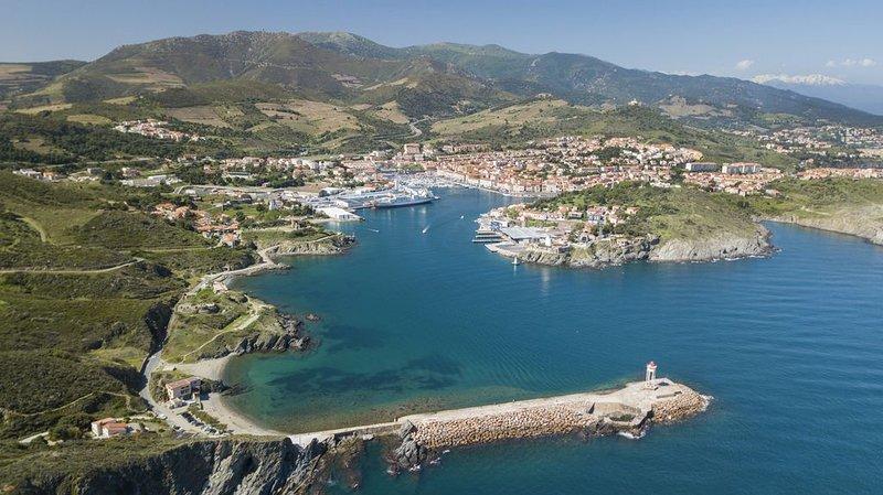 Location à deux pas du port, holiday rental in Port-Vendres