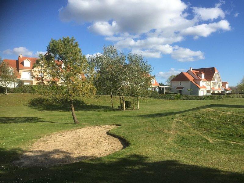 Jolie maison de charme dans les dunes avec WIFI, domaine de WITHLEY, location de vacances à Le Touquet – Paris-Plage