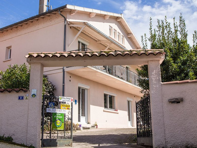 Meublé de Tourisme 3 *, holiday rental in Lautrec