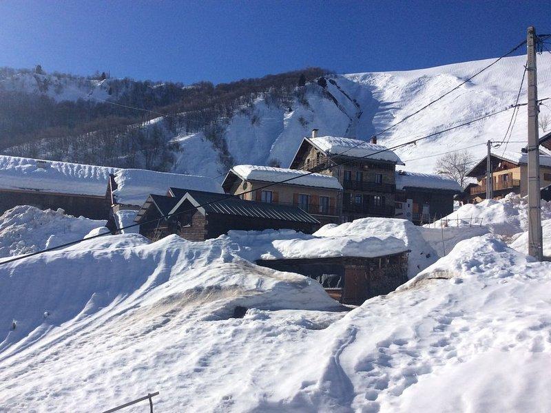 Appartement à la montagne, casa vacanza a Doucy