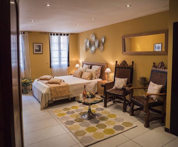 Suite de charme Torcatis, alquiler de vacaciones en Perpignan