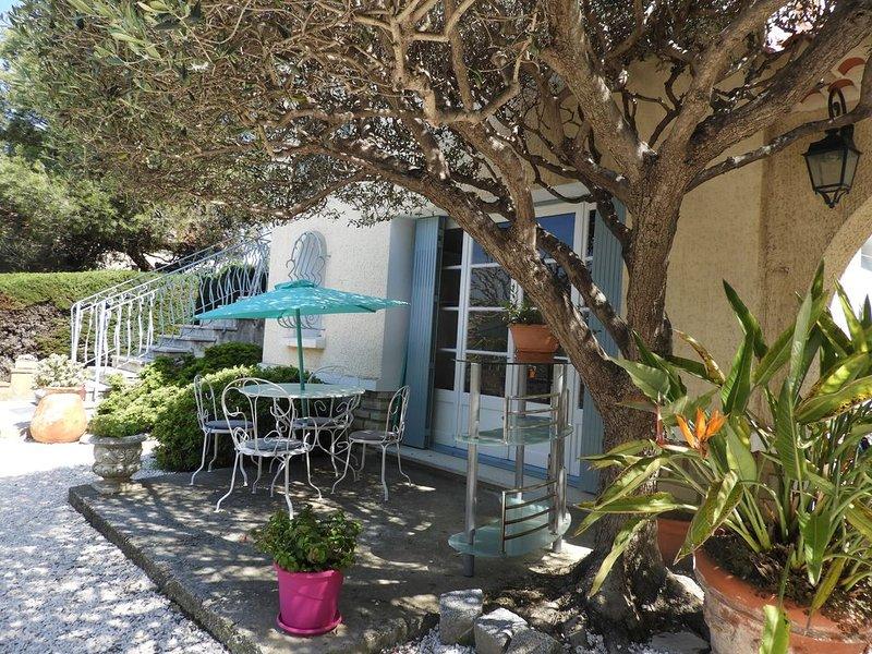 Maison de vacances proche de la mer, holiday rental in Tamaris-sur-Mer