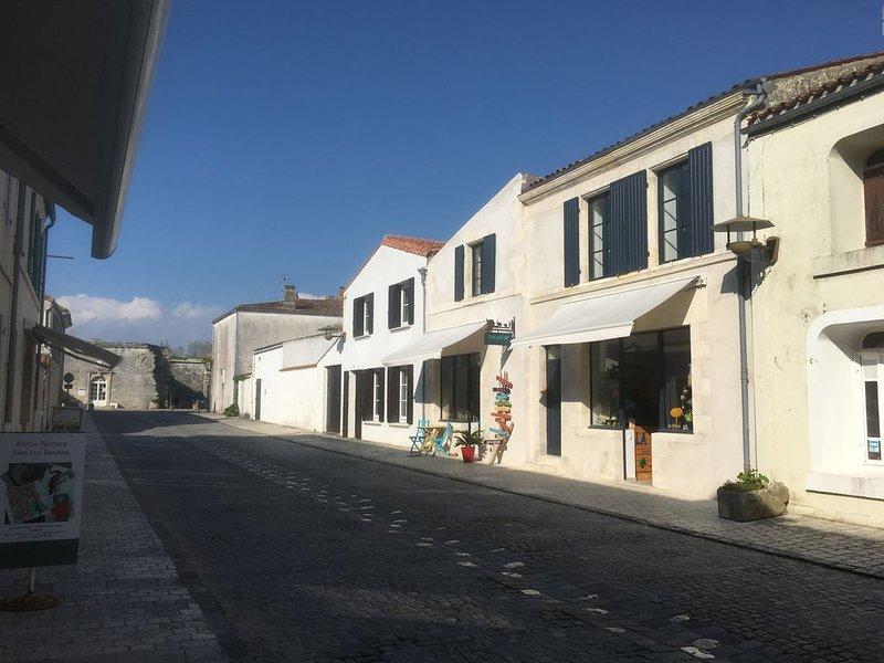 Appartement Citadelle de Brouage, alquiler vacacional en La Gripperie-Saint-Symphorien
