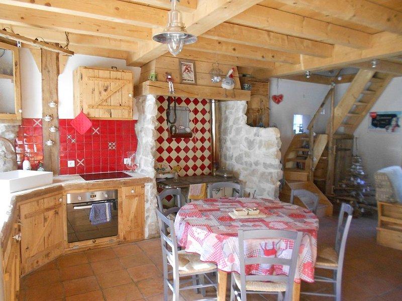 le charme du rustique, holiday rental in Aillon-le-Jeune