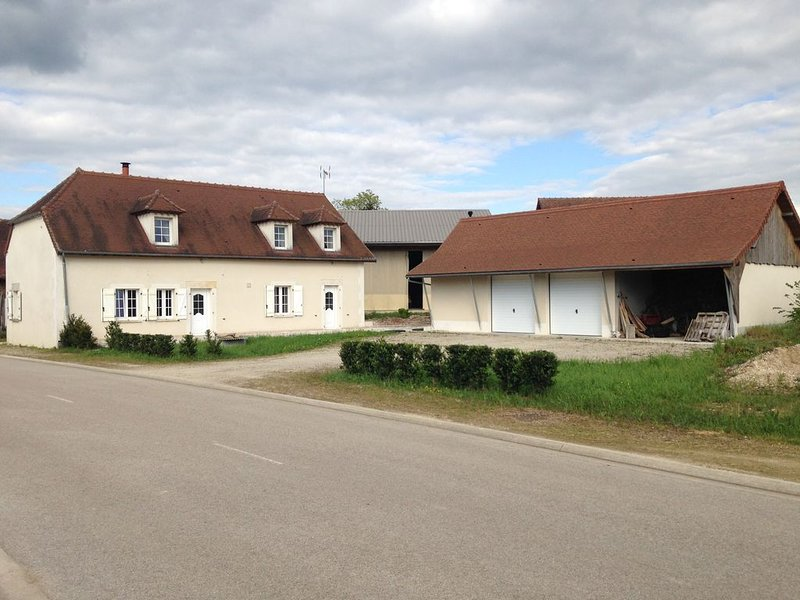 La maison du Bassigny, holiday rental in Aube
