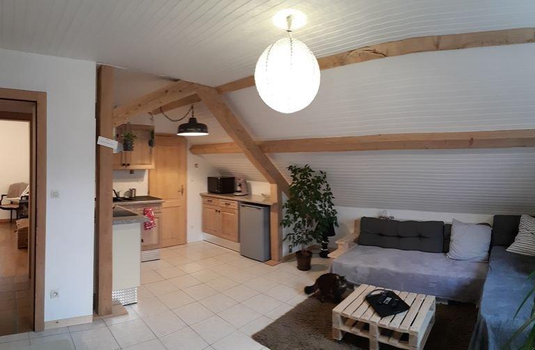 Appartement douillet avec vue sur les montagnes !, holiday rental in Fouchy