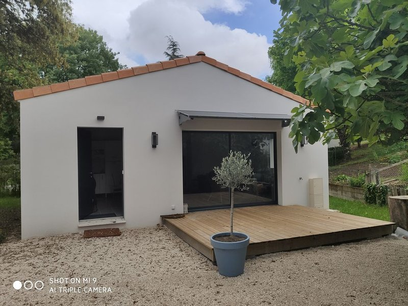 Maison à 250 mètres de la plage, vacation rental in Meschers-sur-Gironde