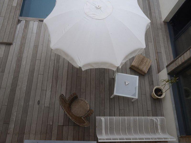 Belle maison avec piscine au cœur de la ville, holiday rental in Colomiers