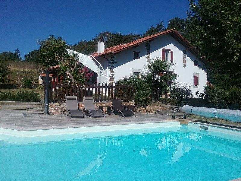Maison au Coeur du Pays Basque, vacation rental in La Bastide Clairence