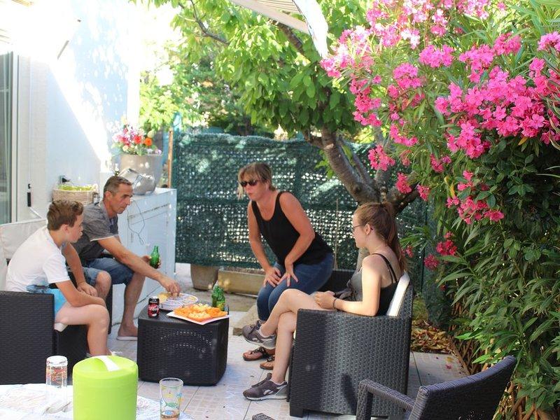 Bienvenue au ' Petit Loft ' à 20 minutes de Sète et Montpellier dans l'hérault, alquiler vacacional en Cournonterral
