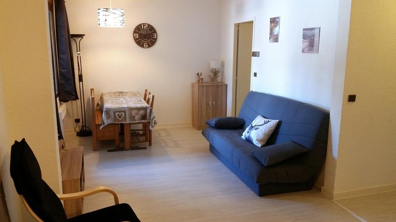 Appartement 36 m², 6 couchages, holiday rental in Megevette
