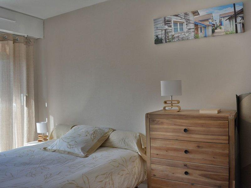 Appartement T2 de 40m2 avec parking privatif au cœur d'Arcachon, alquiler vacacional en Arcachon