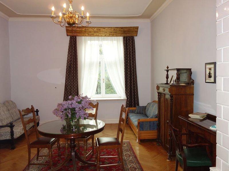 Magnifique appartement aux portes de la vielle ville, alquiler de vacaciones en Este de Polonia