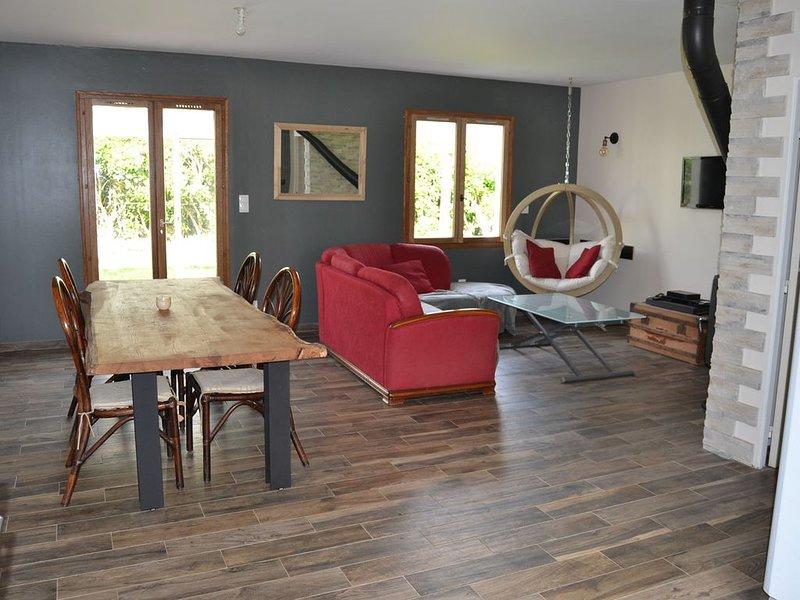 Maison 2 chambres proche mer, holiday rental in Saint-Aubin-Sur-Mer