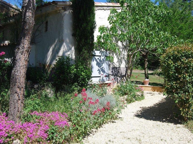gite ventoux,au coeur de la provence entre les dentelles de Montmirail, le Vento, holiday rental in Loriol-du-Comtat