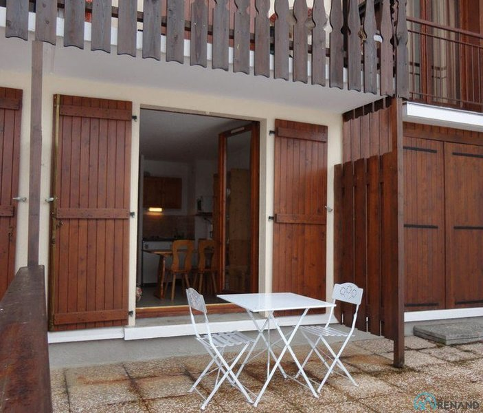 Studio 4 couchages aux Carroz d'arâches, holiday rental in Cluses