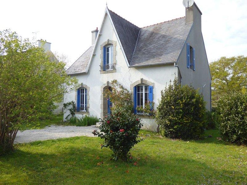 Maison de vacances en Presqu'ile de crozon, vacation rental in Lanveoc