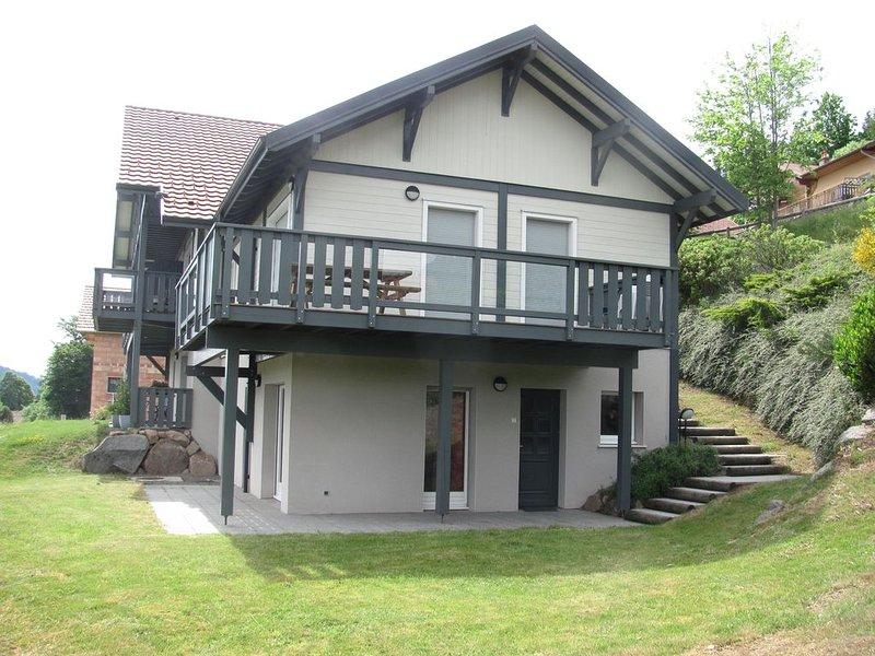 Appartement 2* sur Coteau Sud, alquiler de vacaciones en Gerardmer