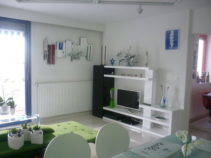 Appartement proximité hortillonnages Amiens, vacation rental in Amiens
