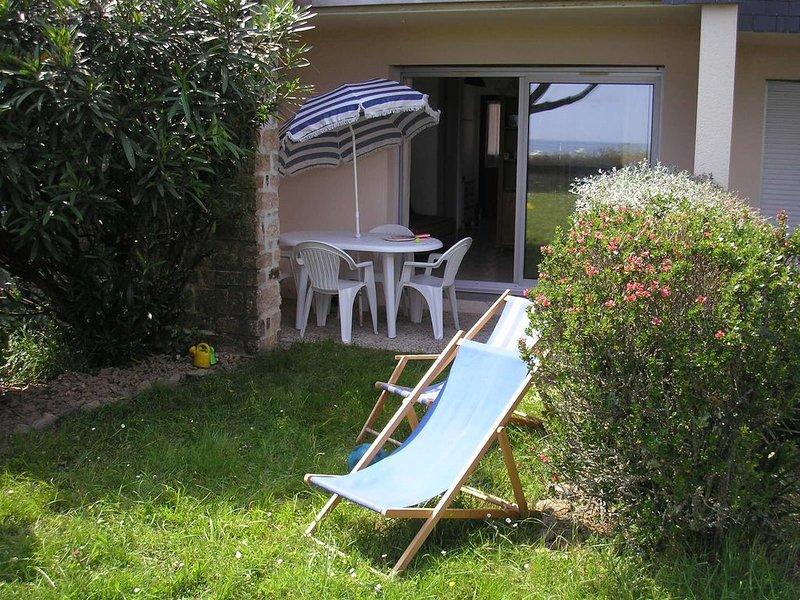 appartement 4 personnes bord de plage, casa vacanza a Sarzeau