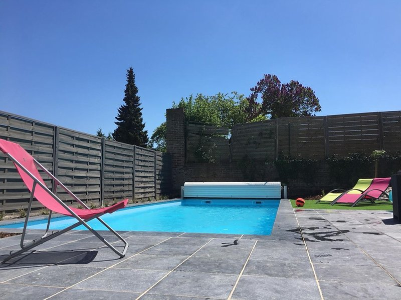 Gite, Maison de vacances proche Arras, 6 personnes, location de vacances à Bullecourt