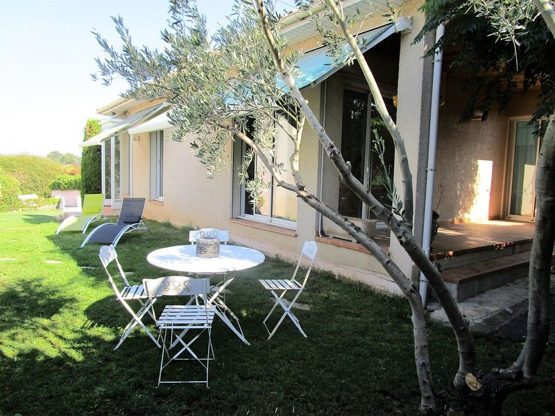 TRANQUILITE ASSUREE. TOTAL DEPAYSEMENT., holiday rental in Beziers
