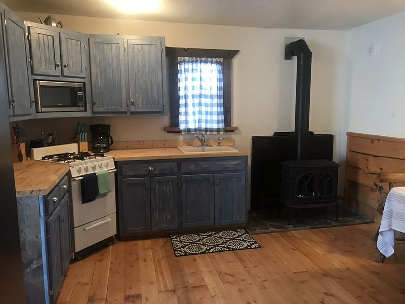 Summer Getaway on Ennis Lake!, vacation rental in Ennis
